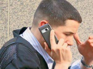 Cep telefonundan 'yalan ölçer'e tepki
