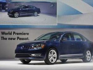 Yeni Volkswagen Passat yüzünü gösterdi