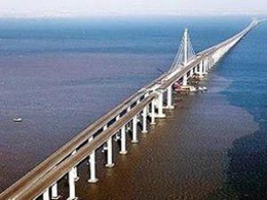 Dünyanın en büyük köprüsü olacak