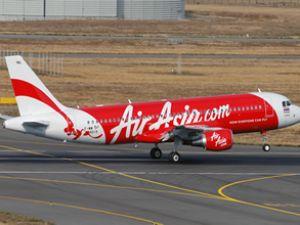 Air Asia, 129 yolcusuyla pistten çıktı