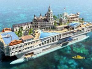 Streets of Monaco yatı adayı anımsatıyor