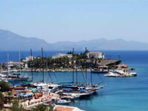 Datça Limanı 'antik mezar' kurbanı oldu