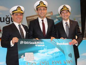 "İDO'da ""Sea&Miles Bonus"" dönemi"