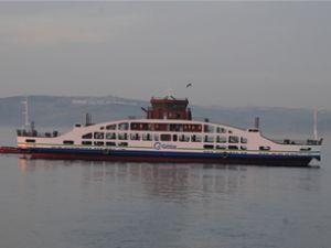 GESTAŞ'ın ilk yeni gemisi suya indirildi