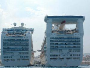 2011'de bin 500 kruvaziyer gemi gelecek