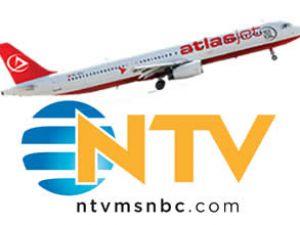 Atlasjet ve NTV işbirliği ile keyifli yolculuk