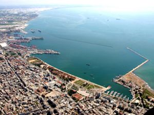 Mersin Limanı bir an önce büyütülmeli