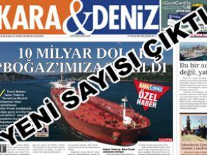 Kara&Deniz Gazetesi gündem belirliyor