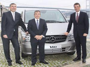 2010, Mercedes için rekorlar yılı oldu