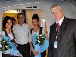TGS, SKY Airlines'in yer hizmetini verecek