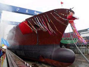 Çin'in gemi üretimi yüzde 54,6 arttı