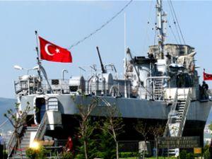 TCG Yarhisar Müze gemisi bakıma alınacak