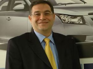 Chevrolet Türkiye'ye yeni genel müdür