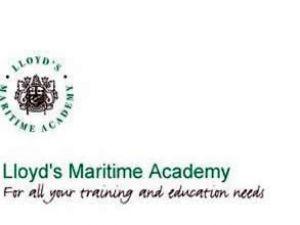 Lloyd's Denizcilik Akademisi kurs verecek