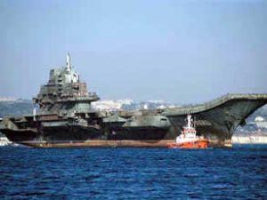 Varyag, Çin'in ilk uçak gemisi haline geldi