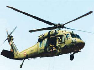 Türkiye bir helikopteri bedavaya getirdi