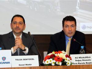 Doğuş ve Scania 2010 yılını değerlendirdi