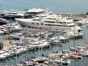 İstanbul'a 300 mega yat kapasiteli marina