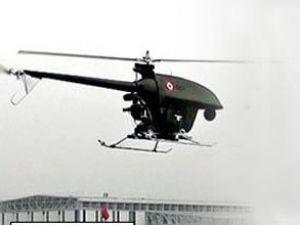 """Silahlı insansız helikopter """"Sivrisinek"""""""