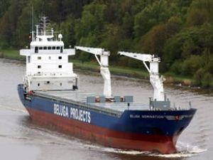 Beluga Nomination isimli gemi kaçırıldı