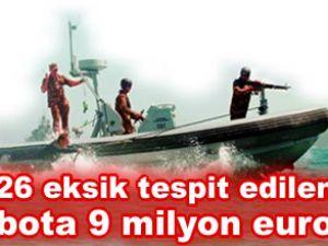 Deniz Kuvvetleri'nde 'çürük bot' skandalı