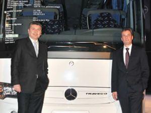 Mercedes-Benz, Yeni TRAVEGO'yu tanıttı