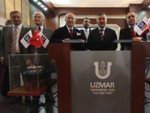 SMM İstanbul 2011 Fuarı'nın açılışı yapıldı