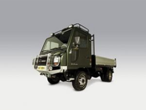 Türkiye'nin ilk yerli kamyoneti üretimde