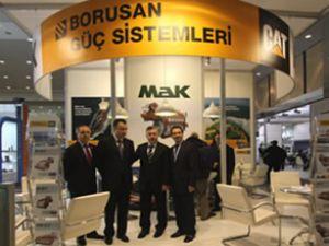 Borusan, SMM'de MaK ürünlerini tanıttı