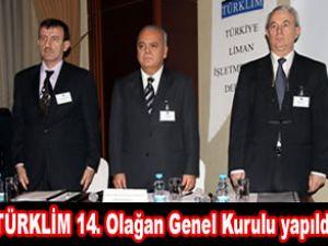 TÜRKLİM 14. Olağan Genel Kurulu yapıldı