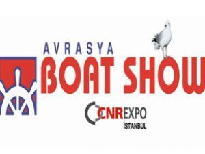 Avrasya Boat Show 11 Şubat'ta açılıyor