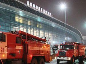 Domodedovo'da panik devam ediyor