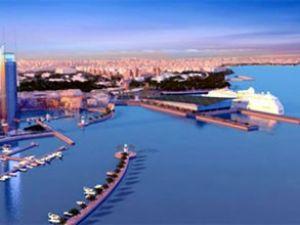 Zeytinburnu Seaport'ta sona yaklaşıldı