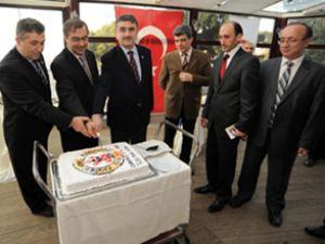 VTS'in 7. kuruluş yıldönümü kutlandı