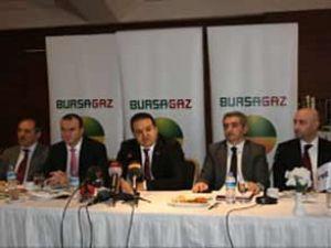 Bursagaz, vizyon projelerin altına imza atacak