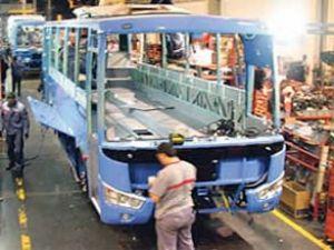 İstanbul'a bin 500 yerli üretim otobüs