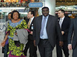 Nijerya Havacılık Bakanı TAV'ı ziyaret etti