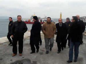 Gelibolu Limanı işler hale getirilecek