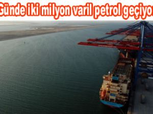 Süveyş Kanalı kapanma tehdidi altında