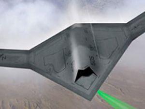 "İnsansız uçak ""X-47B"" ilk kez uçuruldu"