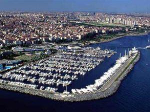 Ataköy Marina, heliportu hizmete açtı
