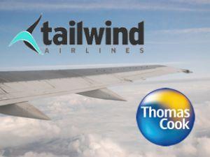 Tailwind ve Thomas Cook'tan dev anlaşma