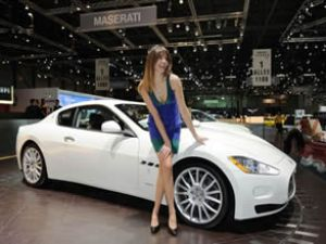Maserati, 5 bin 675 adet araç sattı
