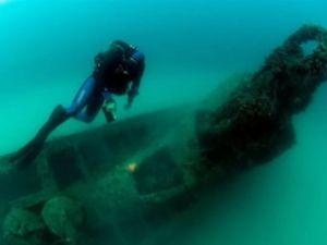 U-20 denizaltısı dalış dergisine konu oldu