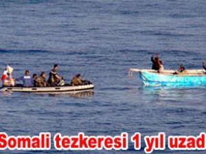 Somali tezkeresi kararı Resmi Gazete'de