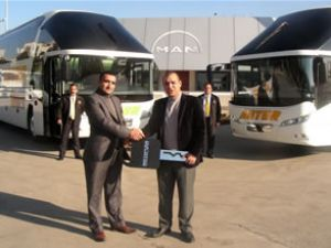 Urfa'nın VIP firması Astor Starliner dedi