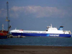 U.N Ro-Ro, UND Deniz'in gemisini kiraladı