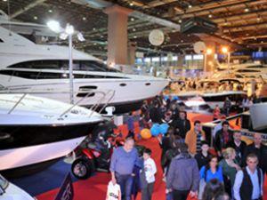CNR Avrasya Boat Show Fuarı açıldı