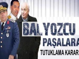 Balyoz'da 163 sanığa tutuklama kararı