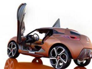Renault'un yeni konsept aracı tanıtıldı